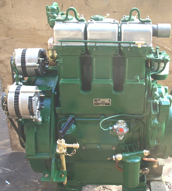 reconditioned lister diesel engines for sale rh realdiesels co uk Lister Engine Dealer Old-Style Lister Diesel Engine