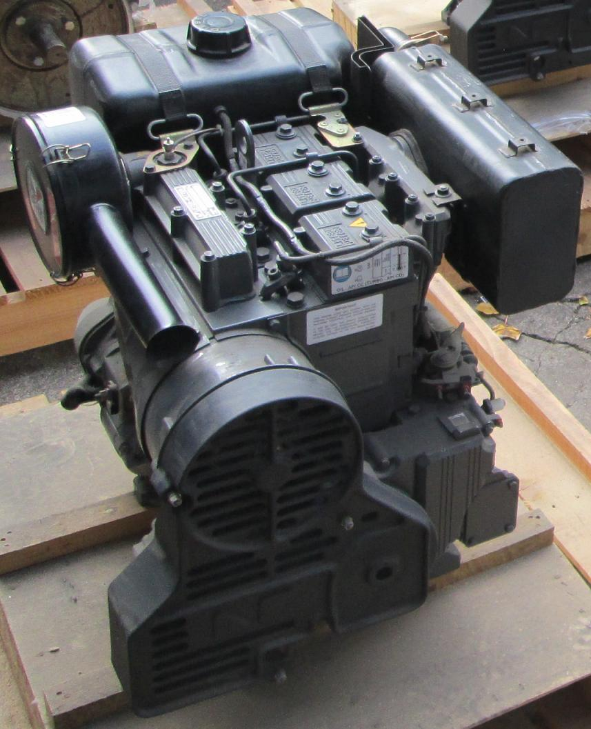 Lister-Petter LT1, LV1, LT2 and LV2 industrial engines.