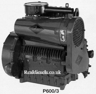 Lister Petter Diesel Engine Identification
